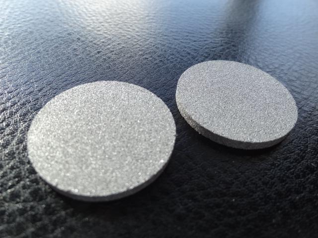 Porous Stainless Steel Sintered Plate Porous Titan