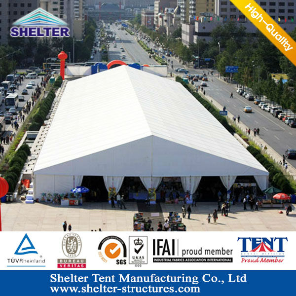 outdoor event tent for event exhibition, commercial activity