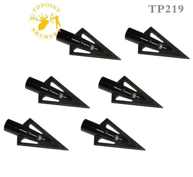 Fixed Blade Broadheadsuit For Bamboowood Arrow Tp219