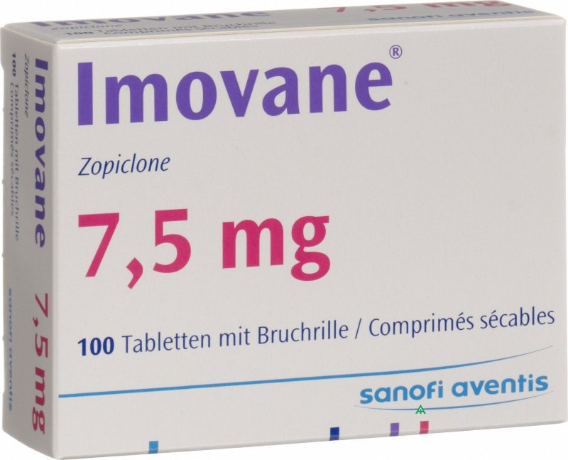 10 mg imovane farligt